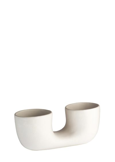 Connected Planter White